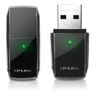 "USB WiFi adapter, dual band, 600 (433+150) Mbps, TP-LINK ""Archer AC600"""